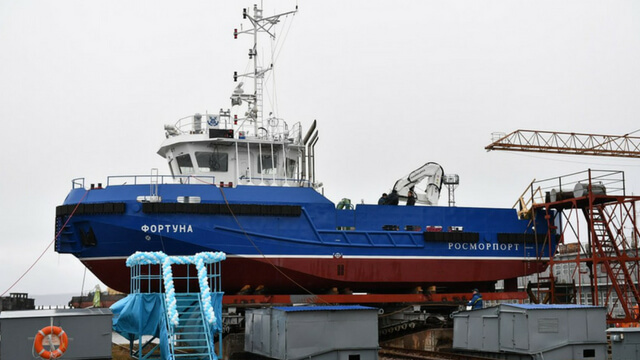 Применение материалов компании АКРУС® при строительстве катера с ледовым усилением «Фортуна»