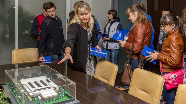 ООО «Завод «Краски КВИЛ» стал участником Национального проекта по повышению производительности труда