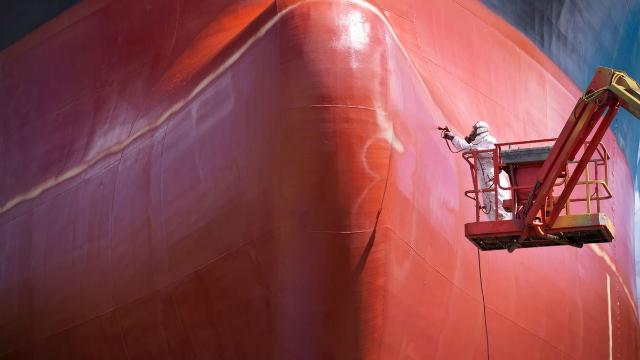 АО «Русские краски» будут производить покрытия для нефтеналивных судов
