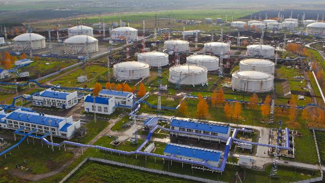 Новая эпоксидная система ВМП для внутренней поверхности резервуаров в Реестре ПАО «Транснефть»