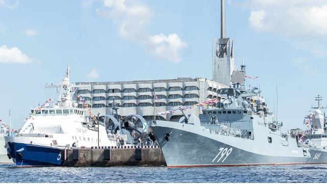 Грунт-эмаль PK-Marine 2202 судового назначения от завода «Русские краски» впервые представят на МВМС-2019